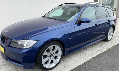 BMW serie 3 320 d pack M