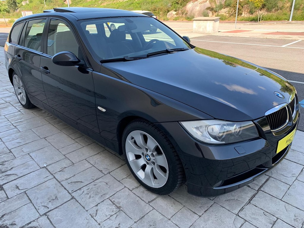 Foto 10 BMW Serie 3 320D Touring