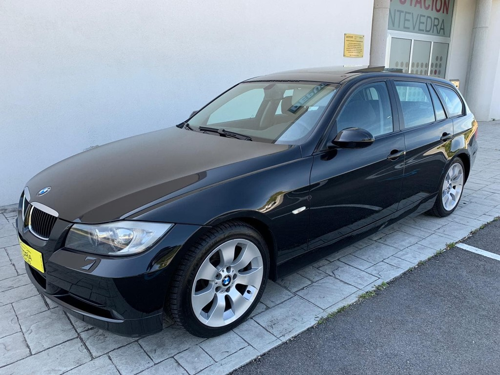 Foto 1 BMW Serie 3 320D Touring