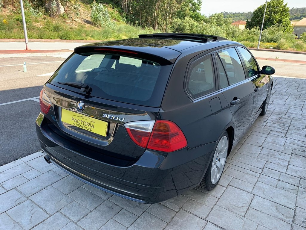 Foto 5 BMW Serie 3 320D Touring