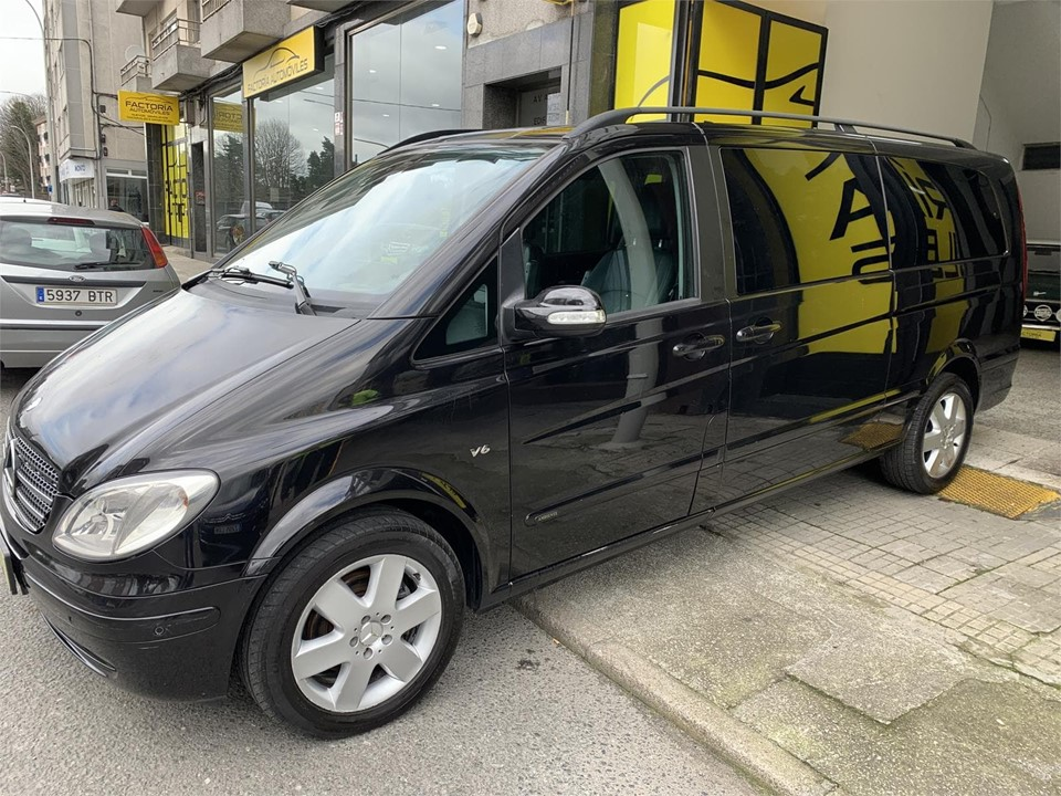 MERCEDES VIANO 3.0CDI EXCLUSIVE