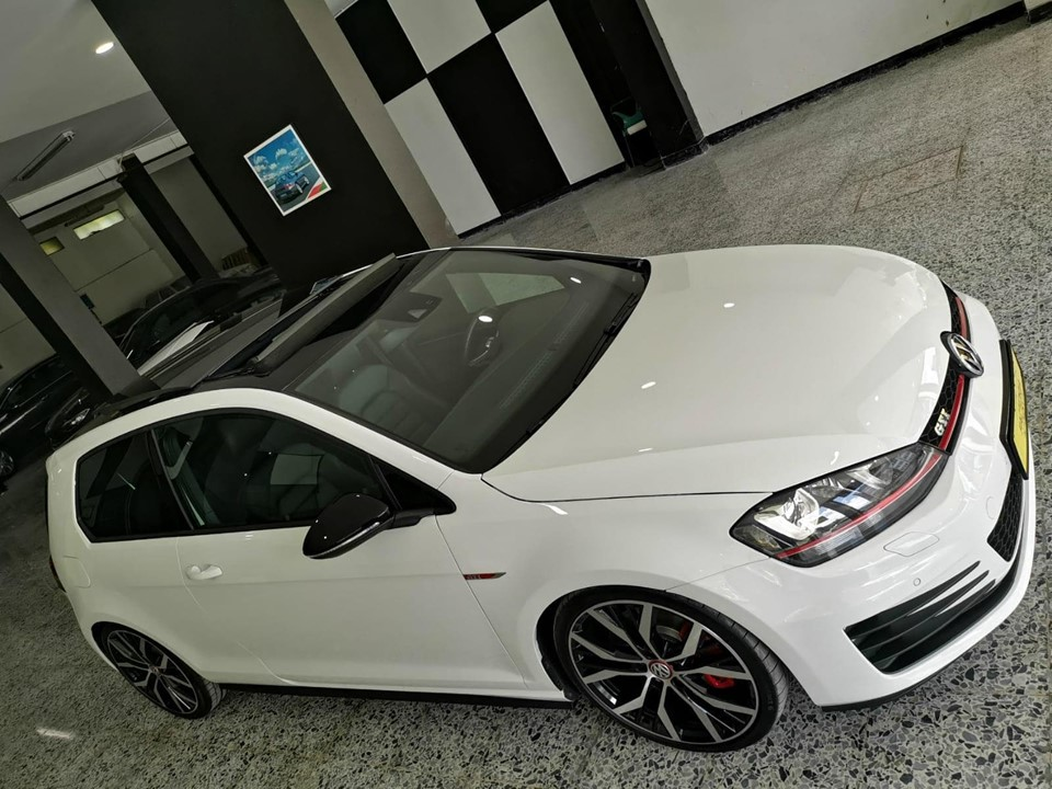 VW Golf gti Vll Performance